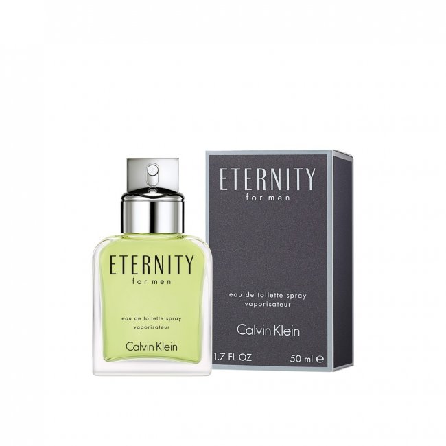 Calvin Klein Eternity For Men Eau De Toilette 50ml
