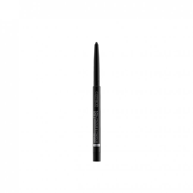 Catrice 18h Colour & Contour Eye Pencil 010 Me, My Black And I 0.3g