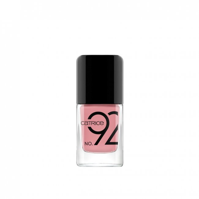 Catrice ICONails Gel Lacquer 92 Nude Not Prude 10.5ml