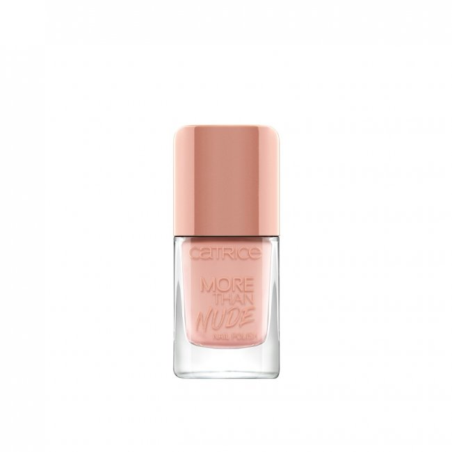 Catrice More Than Nude Nail Polish 07 Nudie Beautie 10.5ml