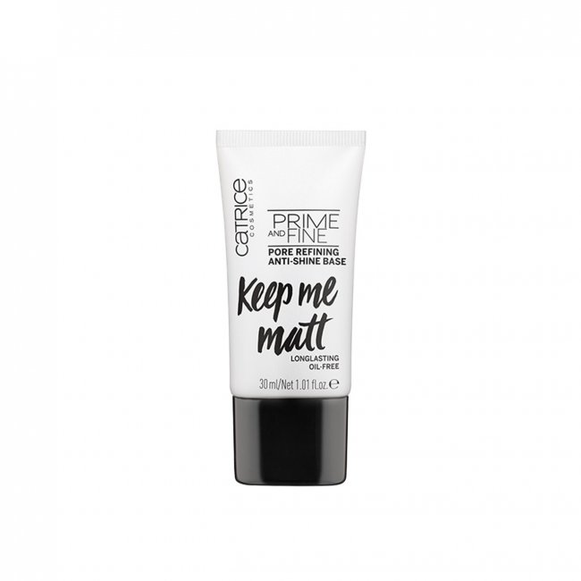 Catrice Prime And Fine Pore Refining Anti-Shine Base Keep Me Matt 30ml