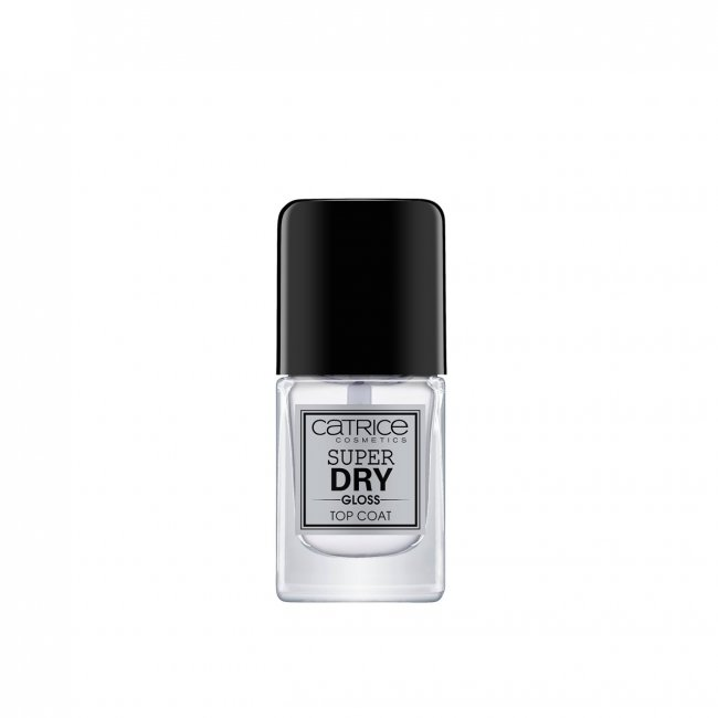 Catrice Super Dry Gloss Top Coat 10.5ml