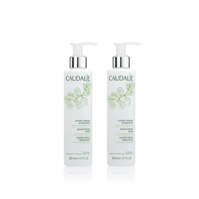 PACK PROMOCIONAL: Caudalie Moisturizing Toning Lotion 200ml x2