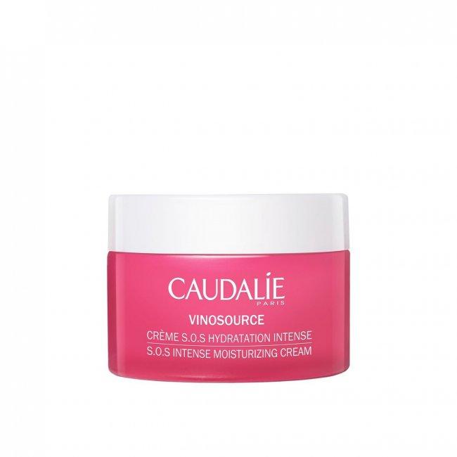 TAMANHO DE VIAGEM: Caudalie Vinosource SOS Intense Moisturizing Cream 25ml