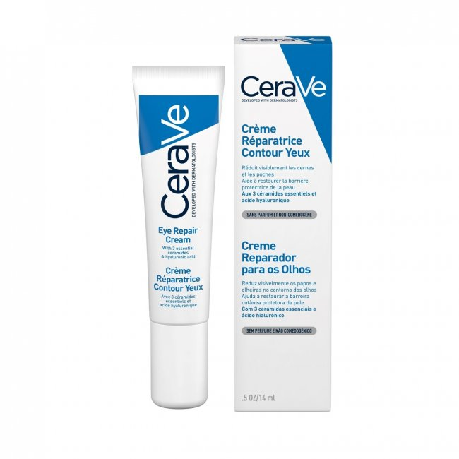 Buy Cerave Eye Repair Cream 14ml Israel