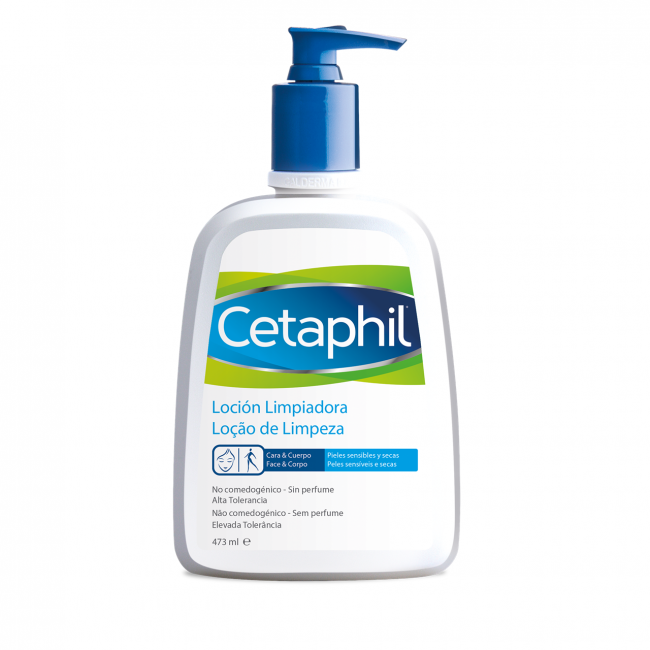 Cetaphil Gentle Skin Cleanser Dry&Sensitive Skin 473ml