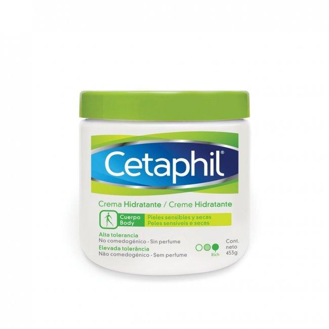 Cetaphil Creme Hidratante Peles Secas & Sensíveis 453g