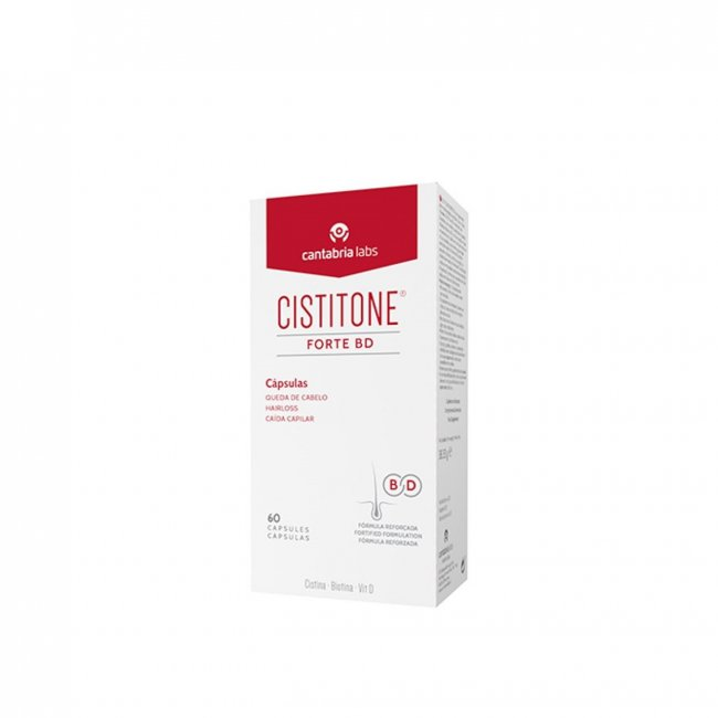 Cistitone Forte BD Hair Loss Capsules x60
