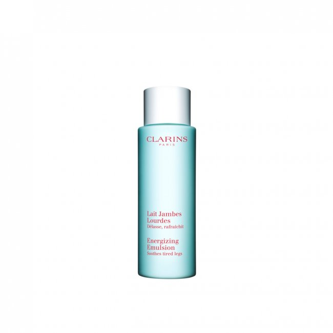 Clarins Energizing Emulsion For Tired Legs 125ml