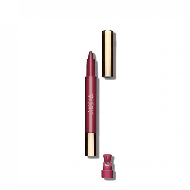 Clarins Joli Rouge Crayon 744C Plum 0.6g