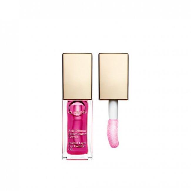 Clarins Lip Comfort Oil 02 Raspberry 7ml