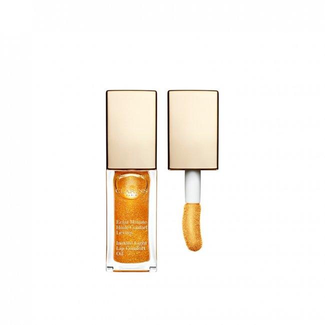 Clarins Lip Comfort Oil 07 Honey Glam 7ml