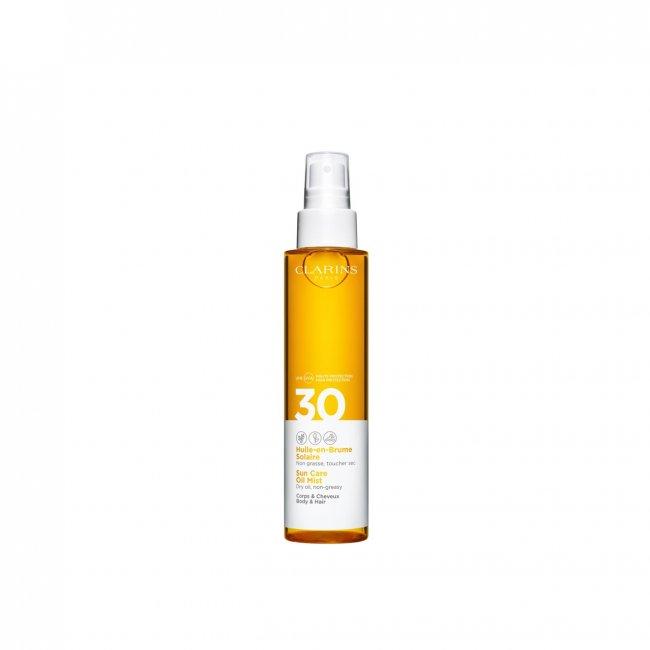 Clarins Sun Care Body & Hair Oil Mist SPF30 150ml