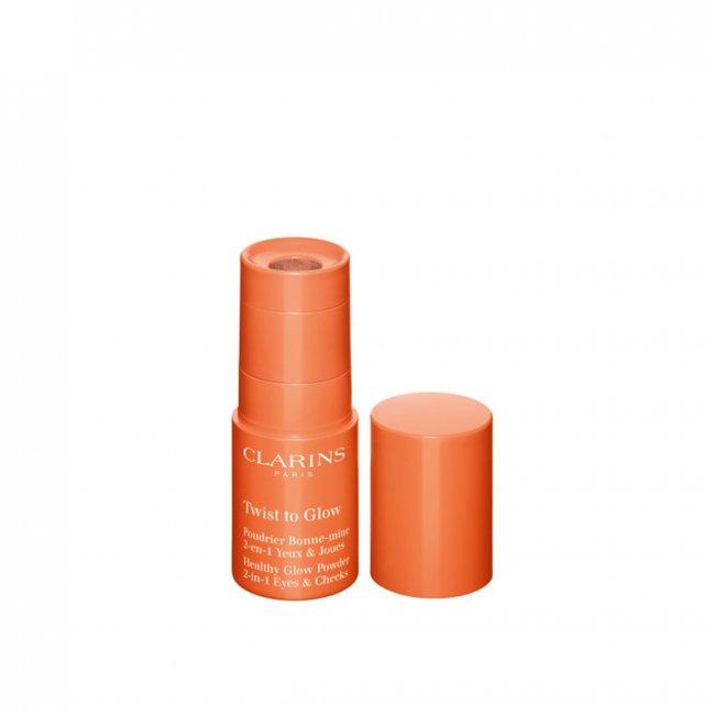 Clarins Twist to Glow Powder 03 Mandarin Gleam 1.3g