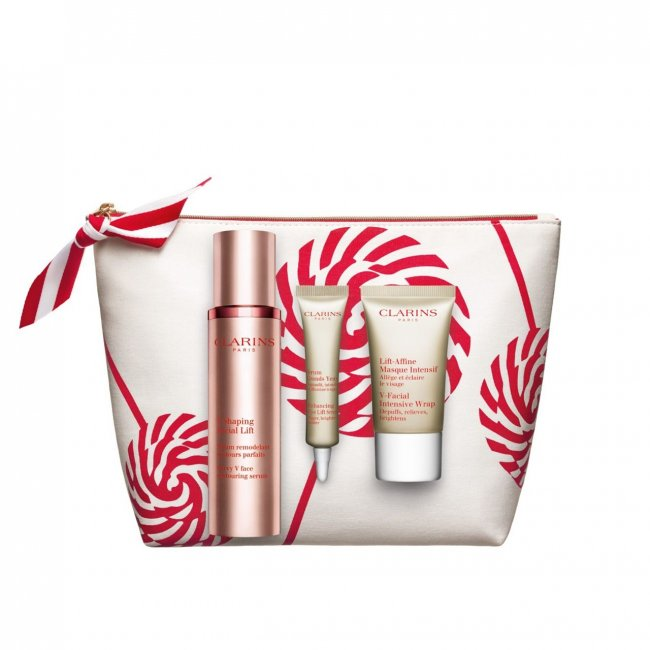 COFFRET: Clarins V Shaping Facial Lift Collection