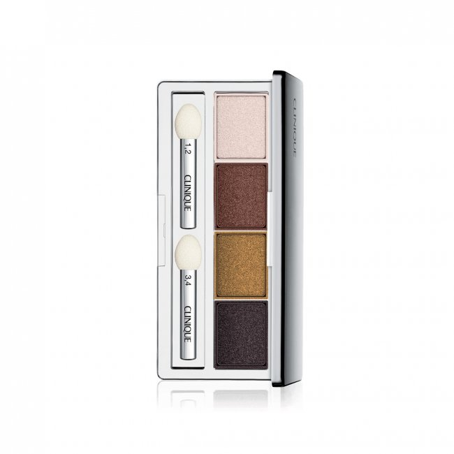Clinique All About Shadow Quad Eyeshadow Morning Java 4.8g