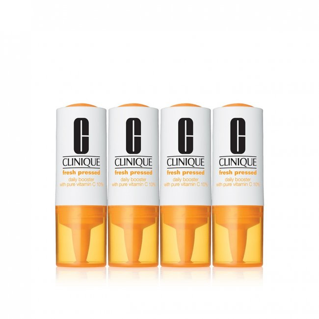 Clinique Fresh Pressed Daily Booster 4x8.5ml