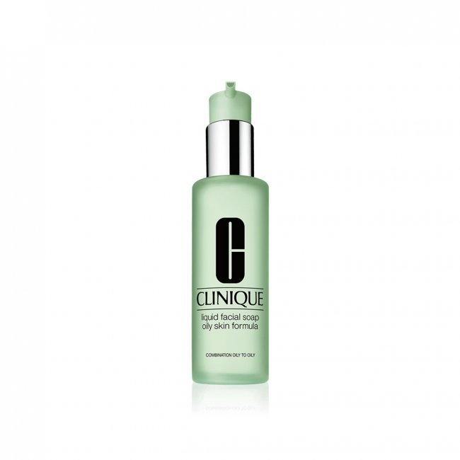 Clinique Liquid Facial Soap Oily Skin Formula 200ml