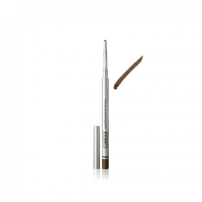 Clinique Superfine Liner For Brows Deep Brown 0.06g