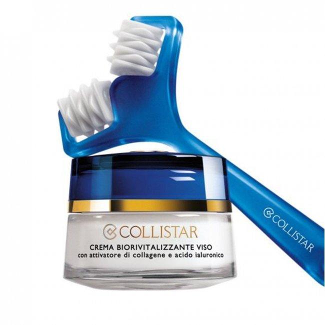 PROMOTIONAL PACK: Collistar Biorevitalizing Face Cream 50ml + Face Massager