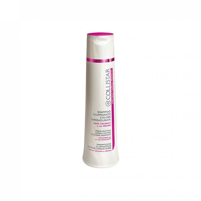 Collistar Hair Highlighting Long-Lasting Color Shampoo 250ml