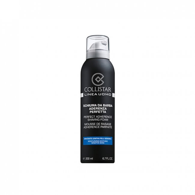 Collistar Men Perfect Adherence Shaving Foam Sensitive Skin 200ml