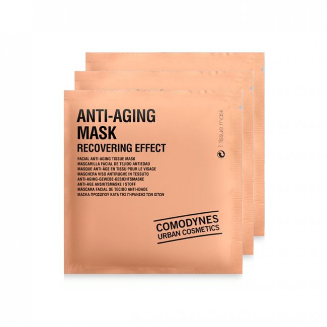 Comodynes Anti-Aging Recovering Effect Mask x3