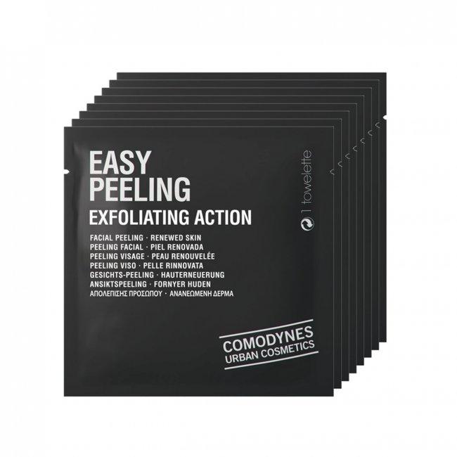 Comodynes Toalhete Exfoliante Peeling Fácil x8