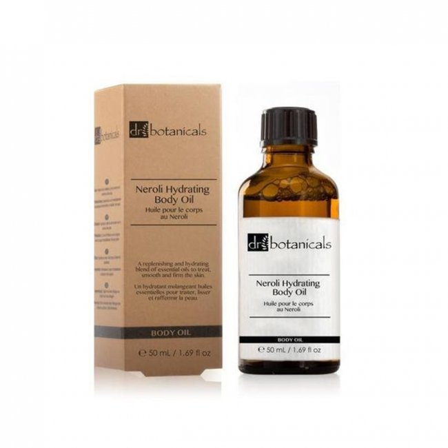 Dr. Botanicals Neroli Hydrating Body Oil 50ml