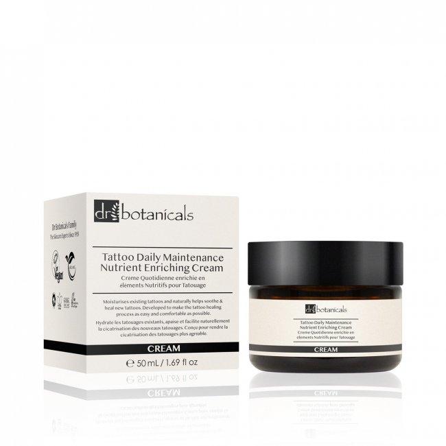 Dr. Botanicals Tattoo Daily Maintenance Nutrient Enriching Cream 50ml