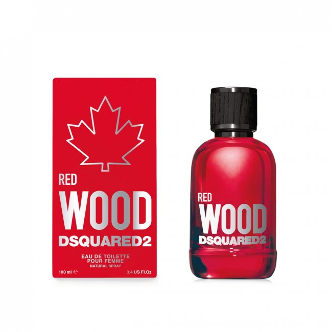 Dsquared2 Red Wood Eau de Toilette 100ml