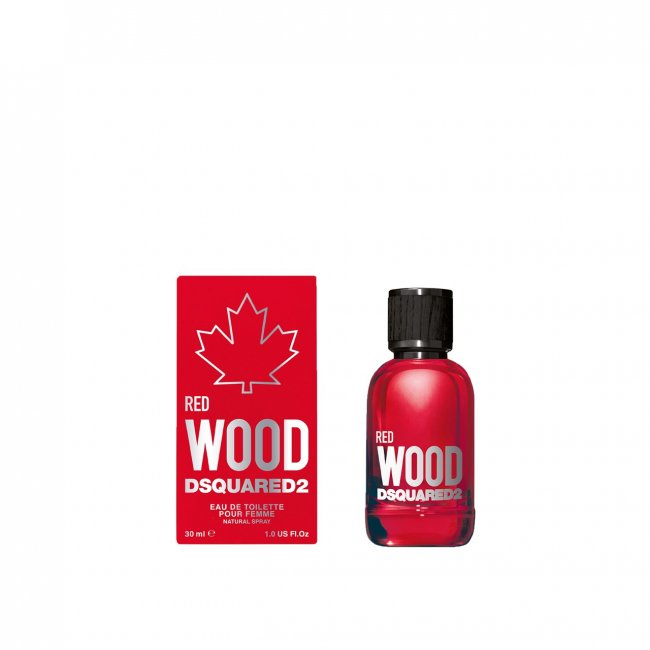 Dsquared2 Red Wood Eau de Toilette 30ml