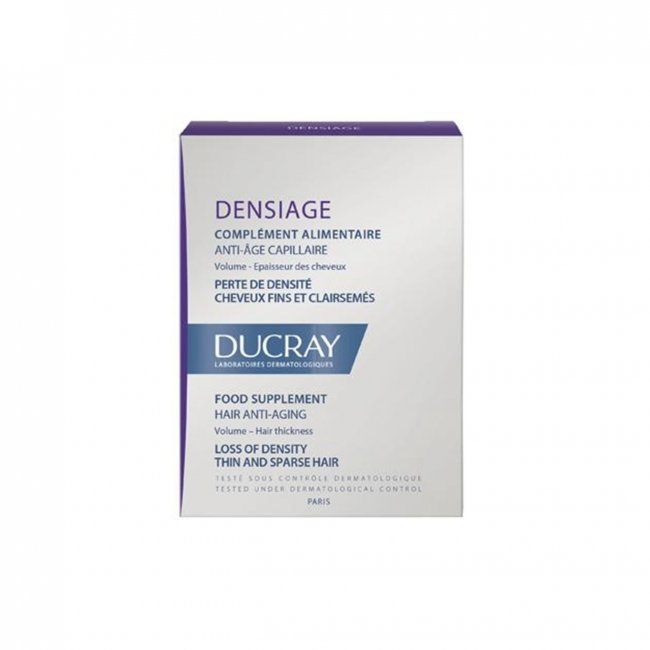 Ducray Densiage Food Supplement Hair Anti-Aging x30