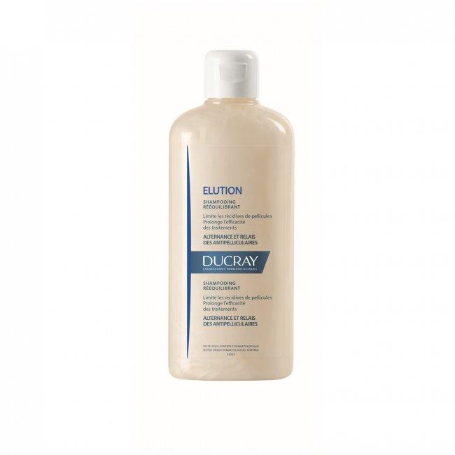 Ducray Elution Shampoo Reequilibrante 400ml