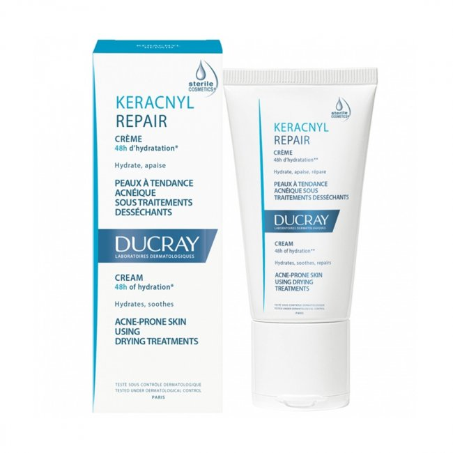 Buy Ducray Keracnyl Repair Cream Acne Treatments 50ml Sri Lanka