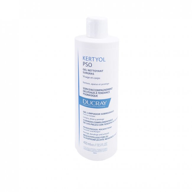 Ducray Kertyol P.S.O. Ultra-Rich Cleansing Gel 400ml