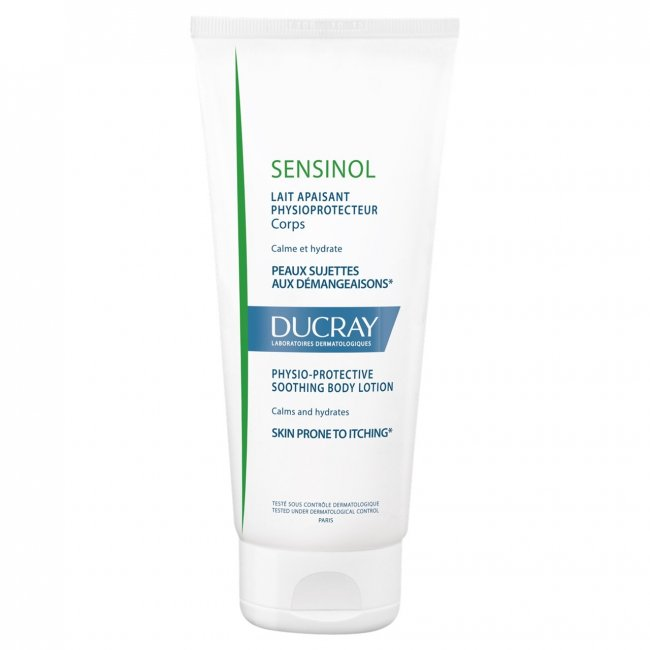 Ducray Sensinol Physio-Protective Soothing Body Lotion 200ml