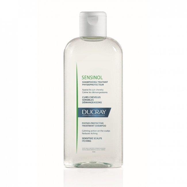 Ducray Sensinol Physio-Protective Treatment Shampoo 200ml
