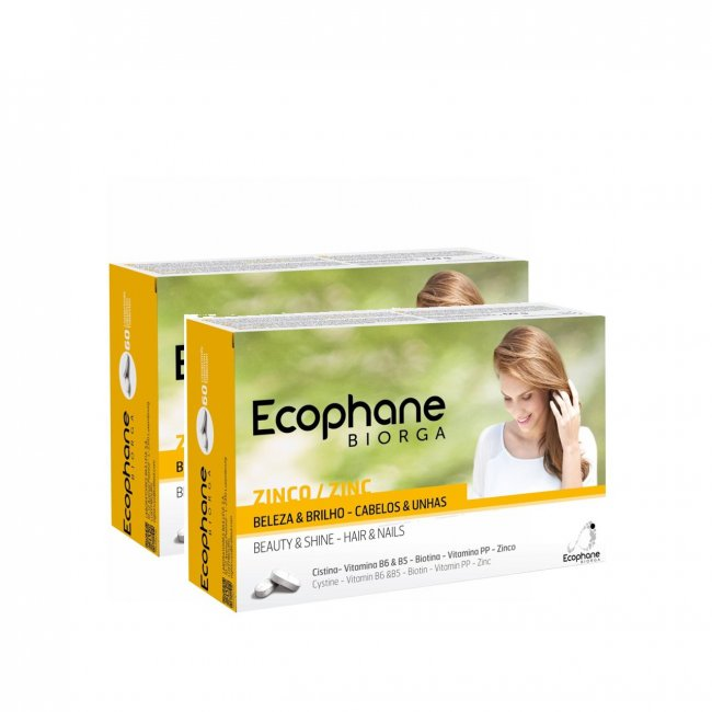 PACK PROMOCIONAL: ECOPHANE Fortifying Tablets 2x60