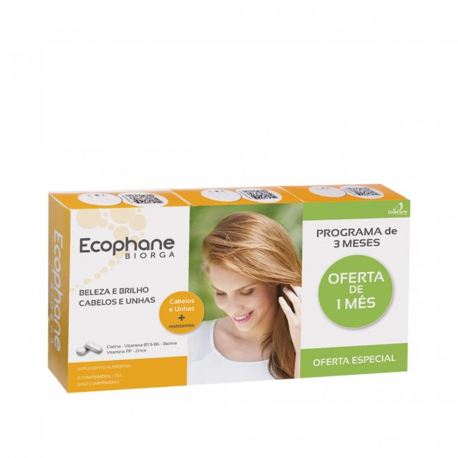 PACK PROMOCIONAL: ECOPHANE Fortifying Tablets 3x60