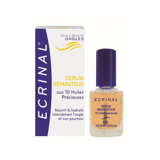Buy Ecrinal Nail Repair Serum with 10 Special Oils 10ml · USA