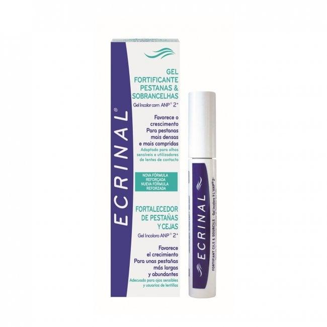 Ecrinal Strengthening Gel for Eyelashes and Eyebrows 9ml