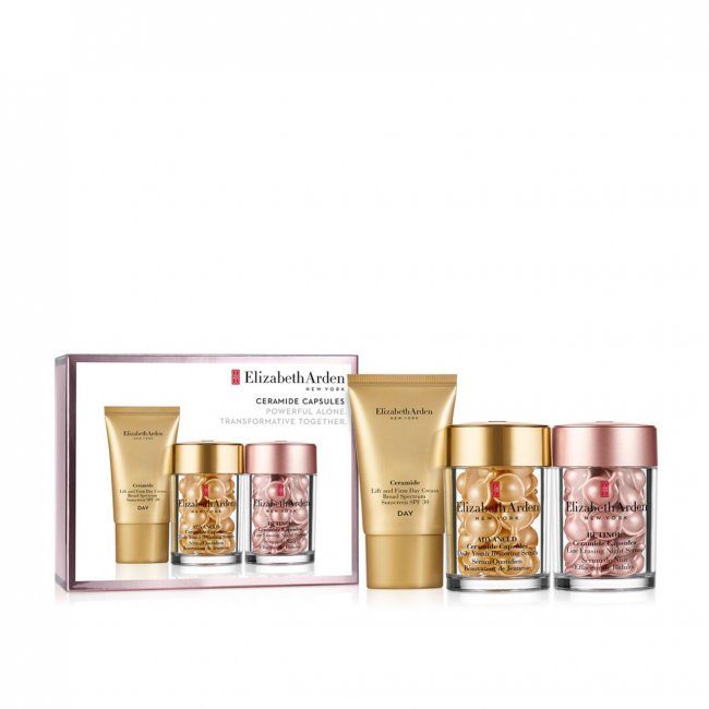 COFFRET: Elizabeth Arden Advanced Daily Youth Serum x30 + Retinol Serum x30