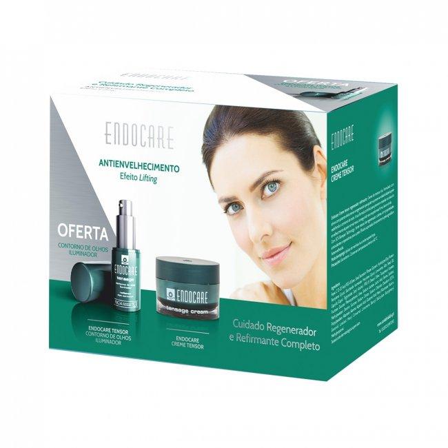 PACK PROMOCIONAL: Endocare Tensage Cream 50ml + Radiance Eye Contour 15ml