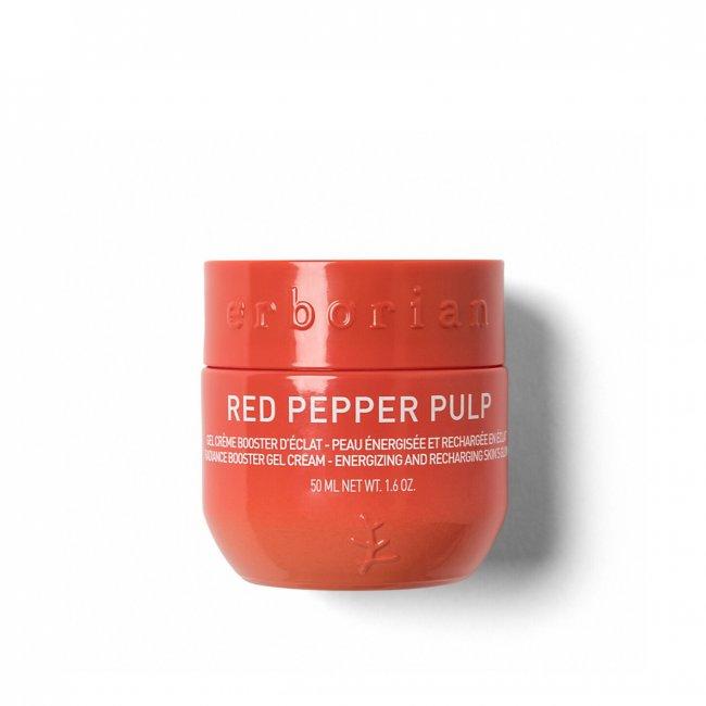 Erborian Red Pepper Pulp Radiance Booster Gel Cream 50ml