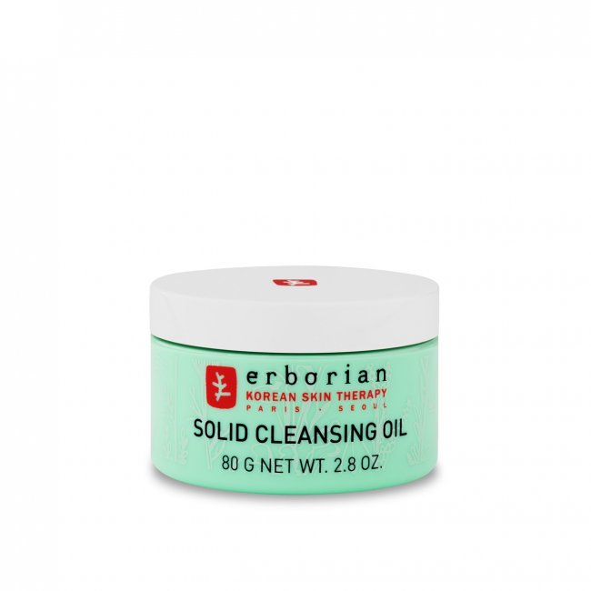 Best cleanser to remove makeup Erborian Solid Cleansing Oil