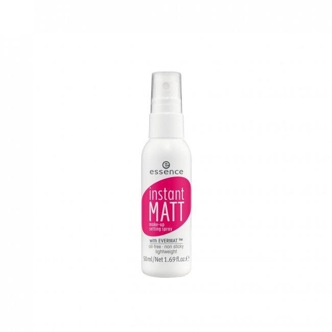 essence Instant Matt Make-Up Setting Spray 50ml