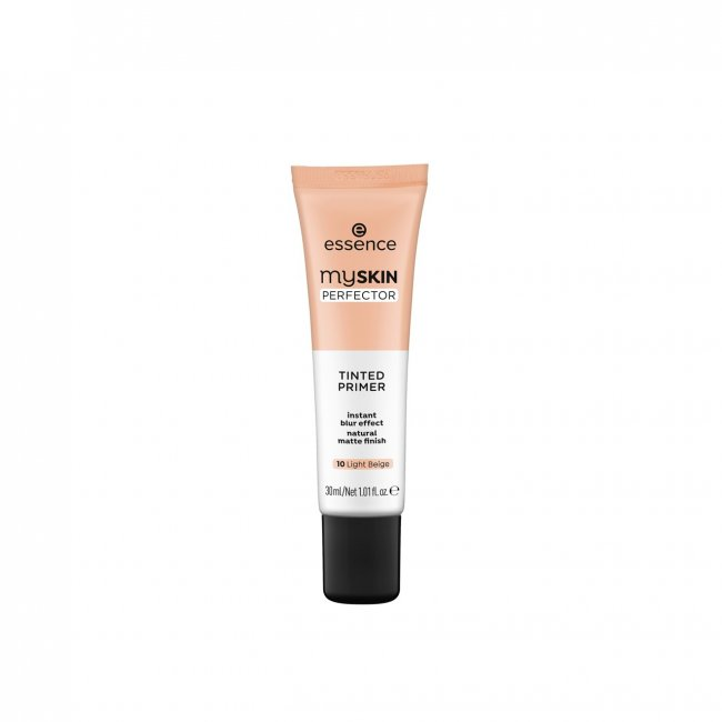 essence My Skin Perfector Tinted Primer 10 Light Beige 30ml