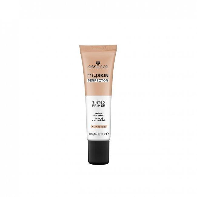 essence My Skin Perfector Tinted Primer 20 Nude Beige 30ml