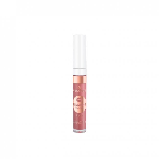 essence Plumping Nudes Lipgloss 04 That's Big 4.5ml
